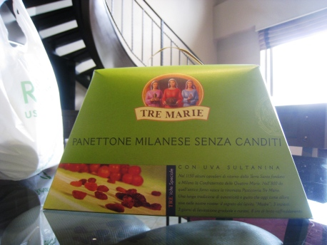 Tre Marie Panettone 00