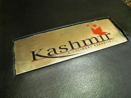 CNY 2013 - Kashmir_18_Menu