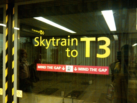 Departure - 04 Skytrain to T3