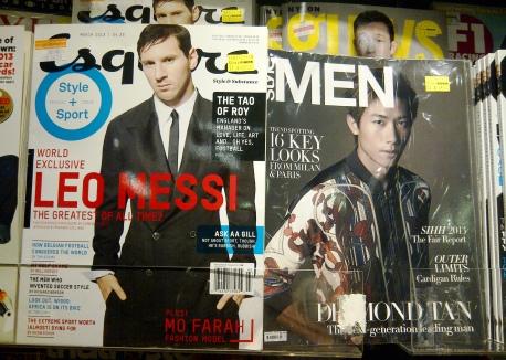 Departure - 10 Magazines