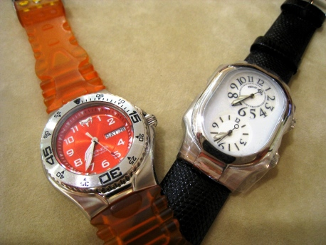 Meaningful Wristwatches - Philip Stein & Technomarine 00