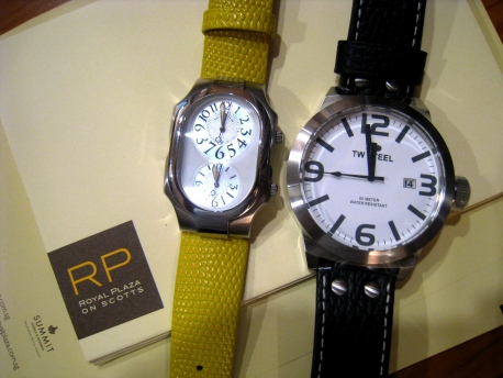 Wristwatches - Philip Stein & TW Steel 00