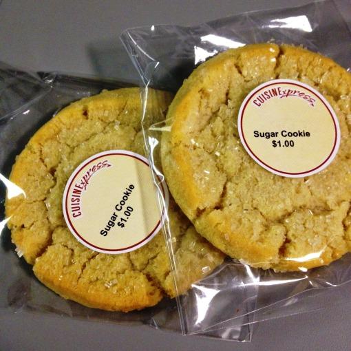 Amazing Sugar Cookies by Pastry Chef Karen of Thomas Cuisine!
