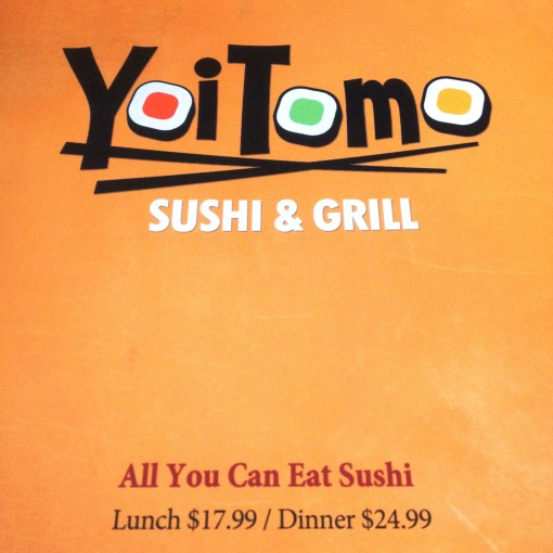 I've eaten all I could at this place.  At Lunch, and Dinner.