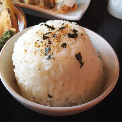 For the perfectly cooked Japanese rice alone, I would keep going back to Yoitomo.  And I mean at least four bowls every single time!
