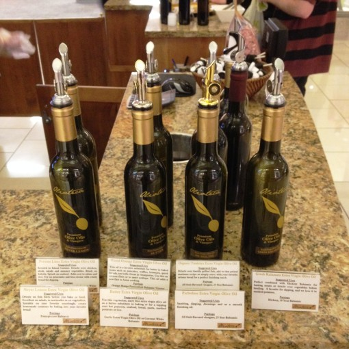 Artisanal olive oils by Olioteca!
