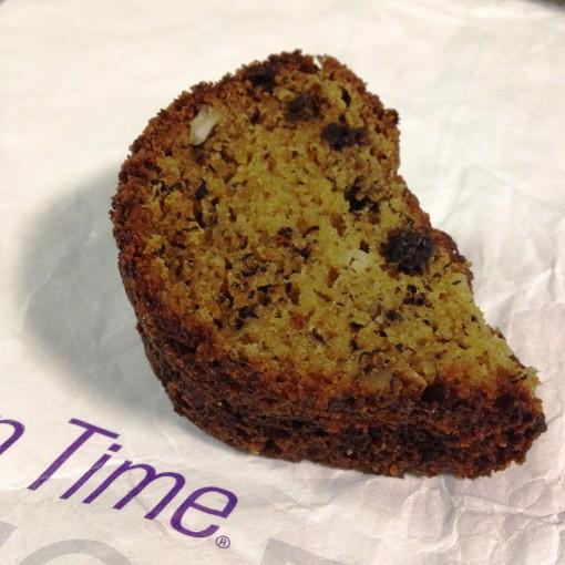 Heike Brown's luscious Bundt Cake.